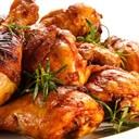 Ali di pollo al forno